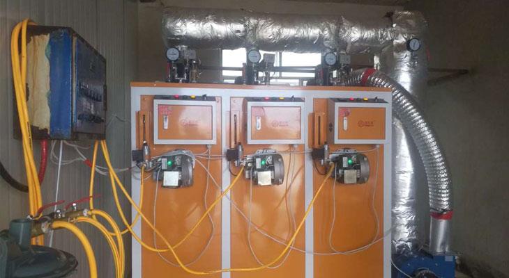 0.3t燃氣蒸汽發生器