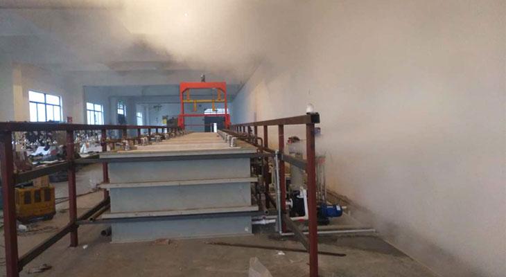 橡膠定型蒸汽發生器