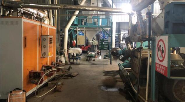 膨化机配套蒸汽发生器
