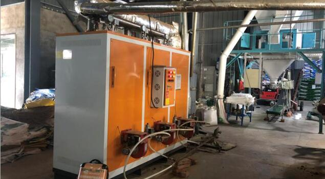 膨化机配套蒸汽发生器加温