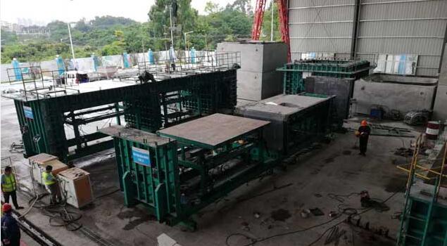 混凝土养护蒸汽发生器