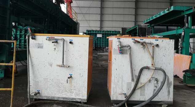 混凝土涵管養護蒸汽發生器