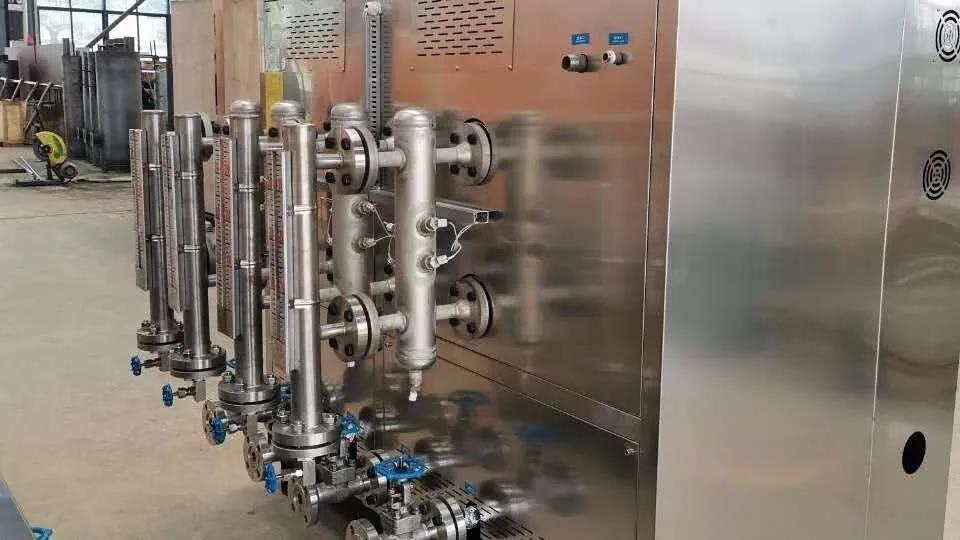 定制型高压过热蒸汽发生器出厂前都会严格质检